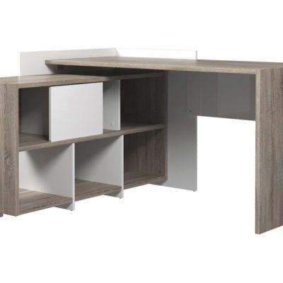 Skrivebord og kontorstoler